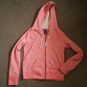 American Eagle Outfitters sweater knit hoodie
